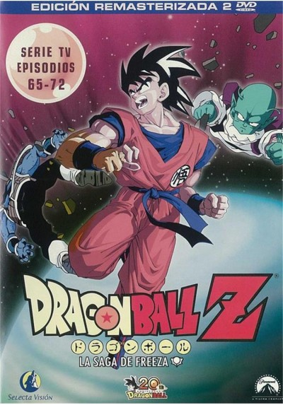 Dragon Ball Z - La Saga De Freeza : Vol. 09 (Episodios 65 - 72)