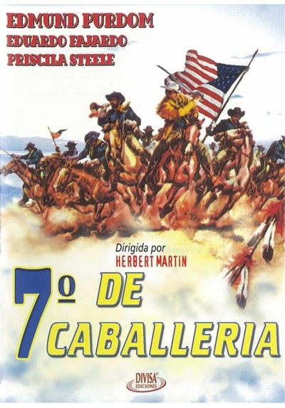 7º De Caballeria (Gli Eroi Di Fort Worth)