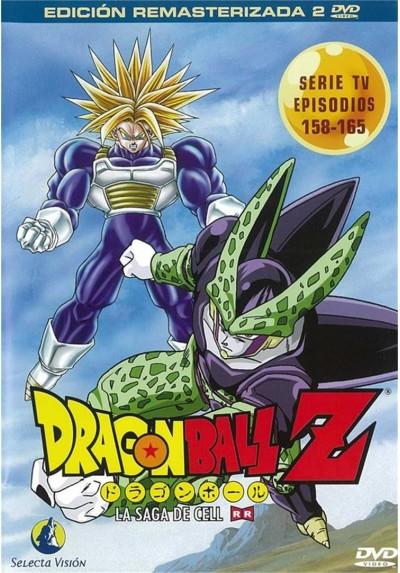 Dragon Ball Z - La Saga De Cell : Vol. 20 (Episodios 158 - 165)