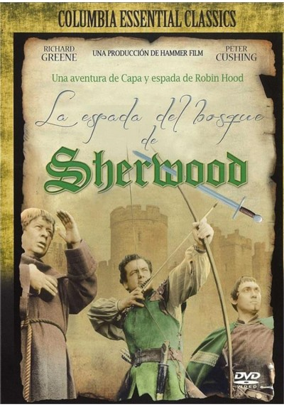 La Espada Del Bosque De Sherwood (Sword Of Sherwood Forest)