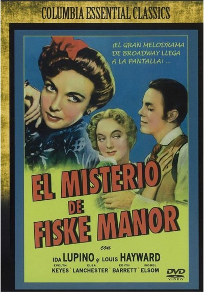 El Misterio De Fiske Manor (Ladies In Retirement)