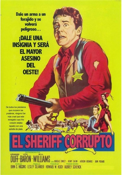 El Sheriff Corrupto (The Broken Star)