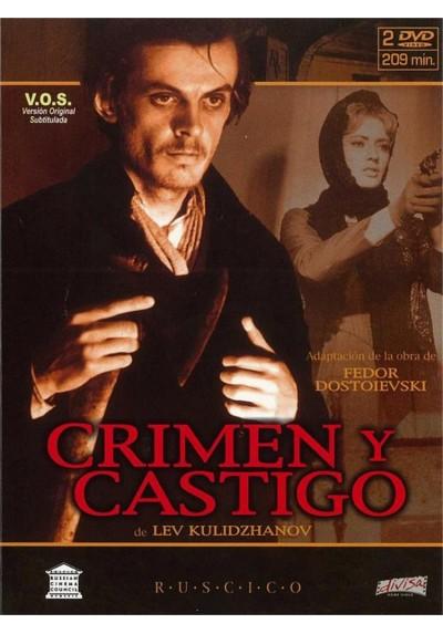 Crimen Y Castigo (1969) (V.O.S.) (Prestuplenie I Nakazanie)