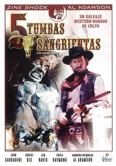 5 Tumbas Sangrientas (Five Bloody Graves)