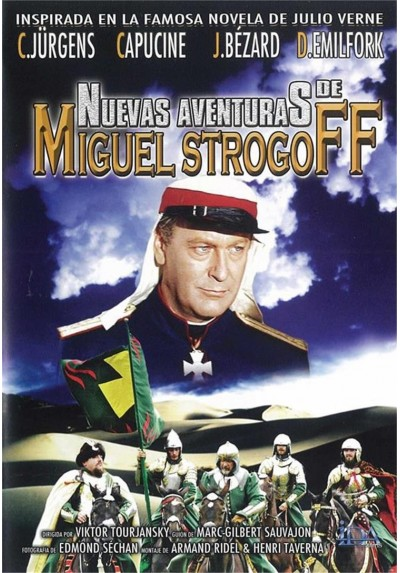Nuevas Aventuras De Miguel Strogoff (Full Cast And Crew For)