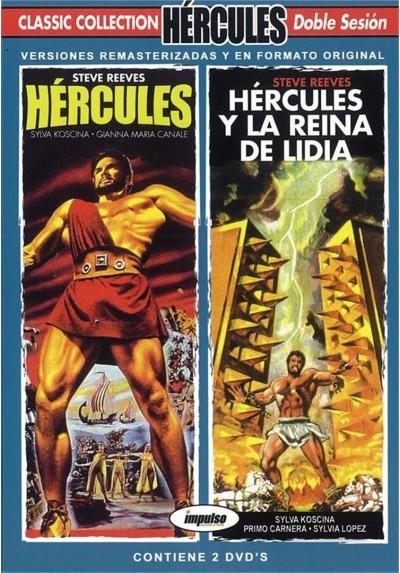 Doble Sesion de Hercules