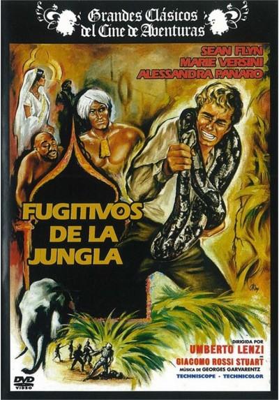 Fugitivos De La Jungla (Sandok, Il Maciste Della Giungla)