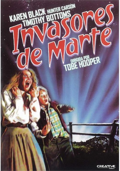 Invasores De Marte (Invaders From Mars)
