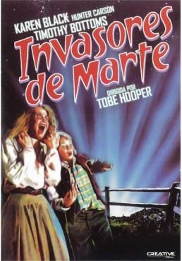 Invasores De Marte (Invaders From Mars)