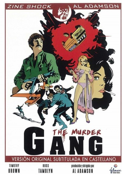 The Murder Gang (V.O.S.) (Black Heat)