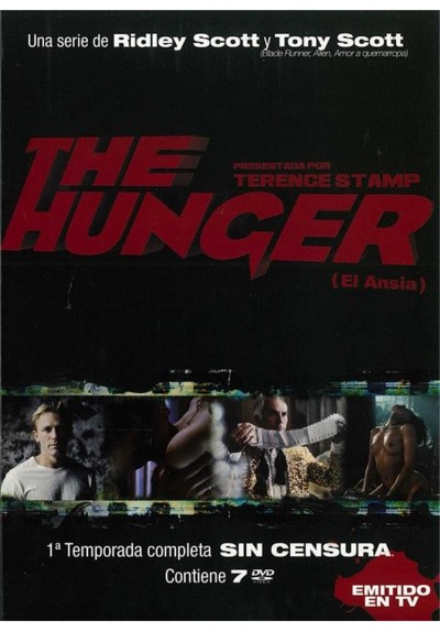 The Hunger (El Ansia) - 1ª Temporada