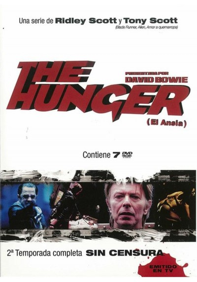 The Hunger (El Ansia) - 2ª Temporada
