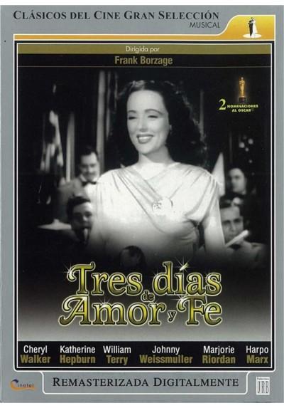 Tres Dias De Amor Y Fe (Stage Door Canteen)