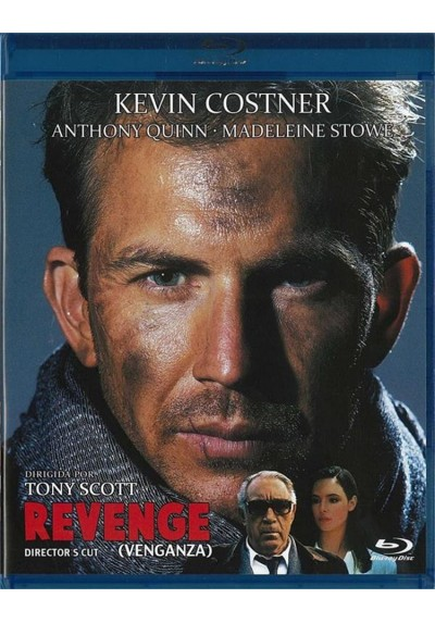 Revenge (Venganza) (Blu-Ray)