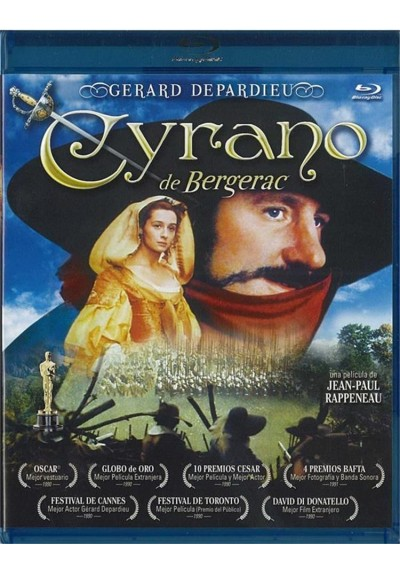 Cyrano De Bergerac (Blu-Ray)
