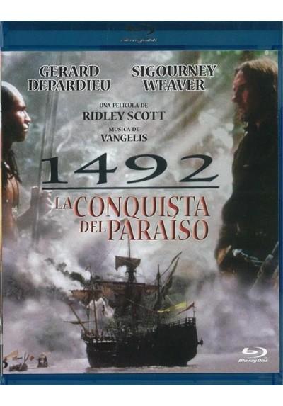 1492 : La Conquista Del Paraiso (Blu-Ray) (1492: Conquest Of Paradise)