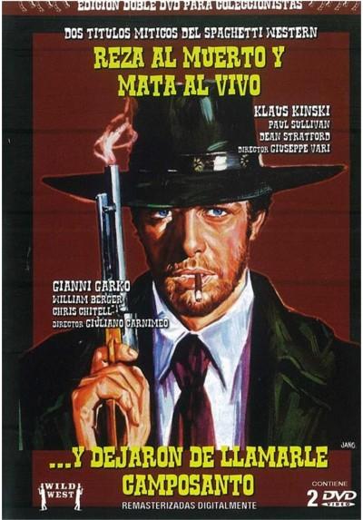 Reza Al Muerto Y Mata Al Vivo / ... Y Dejaron De Llamarle Camposanto (Prega Il Morto E Ammazza Il Vivo / Gli Fumavano Le Colt...