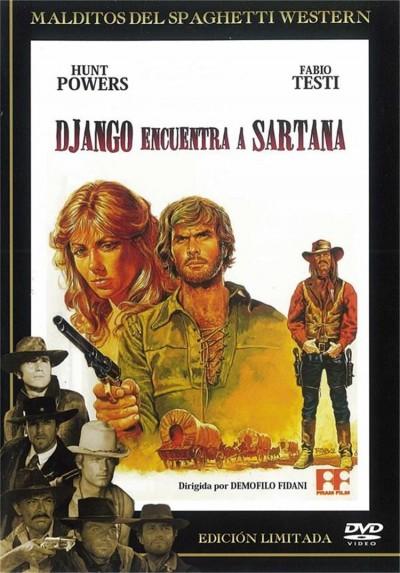 Django Encuentra A Sartana (Quel Maledetto Giorno D´inverno... Django E Sartana All´ Ultimo Sangue)
