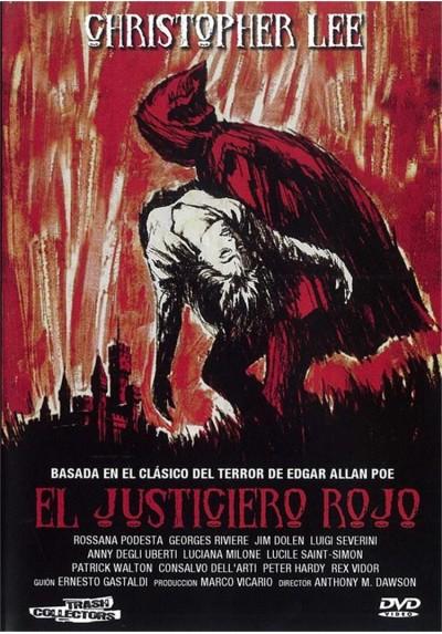 El Justiciero Rojo (La Vergine Di Norimberga)