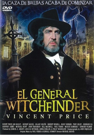 El general Witchfinder (Witchfinder General)