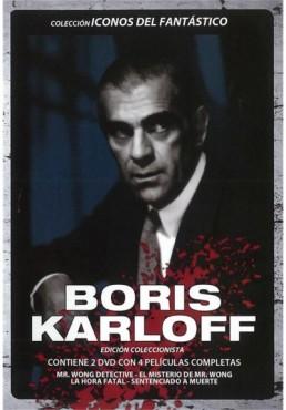 Boris Karloff - Iconos Del Fantastico (V.O.S.)