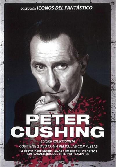 Peter Cushing - Iconos Del Fantastico