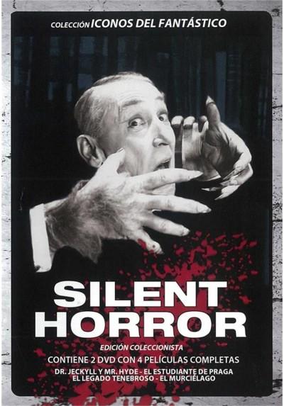Silent Horror - Iconos Del Fantastico (V.O.S.)