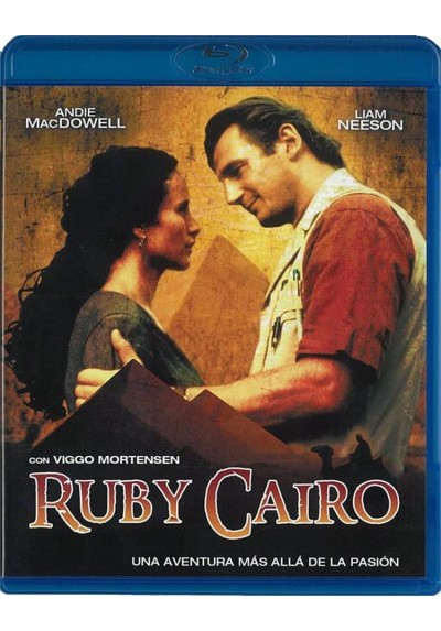 Ruby Cairo (Blu-Ray)