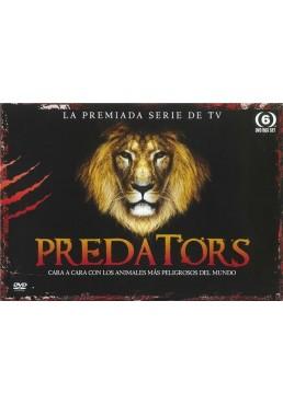 Predators : Cara A Cara Con Los Animales Mas Peligrosos Del Mundo (Pack)