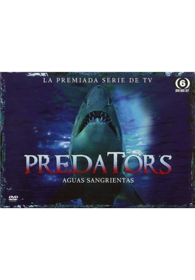 Predators : Aguas Sangrientas (Pack)
