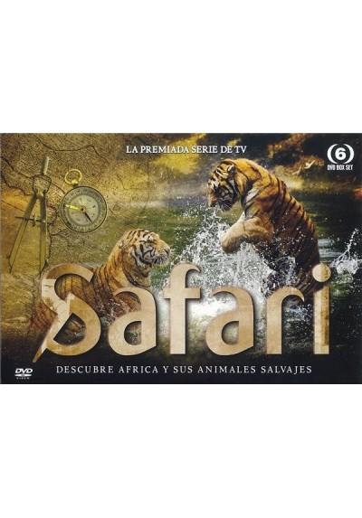 Safari : Descubre Africa Y Su Animales Salvajes (Pack)