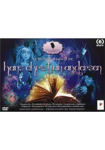 El Mundo Magico De Hans Christian Andersen (Pack)
