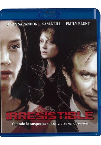 Irresistible (Blu-Ray)