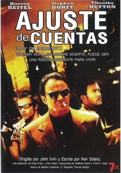 Ajuste De Cuentas (1997) (City Of Industry)