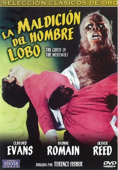 La Maldicion Del Hombre Lobo (Clasicos De Oro) (The Curse Of The Werewolf)