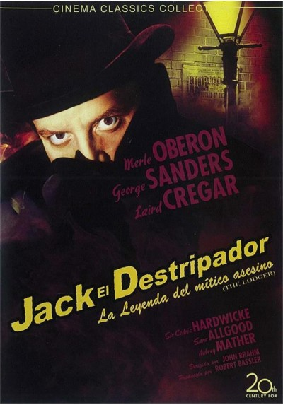 Jack El Destripador (1944) (The Lodger)