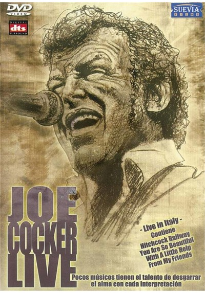 Joe Cocker - Live In Italy