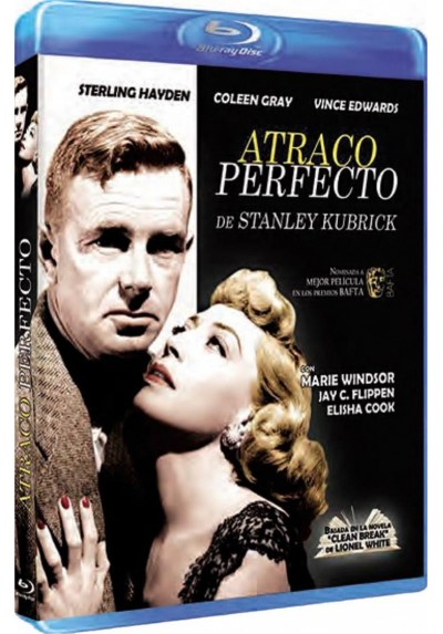 Atraco Perfecto (Blu-Ray) (The Killing) (BD-R)
