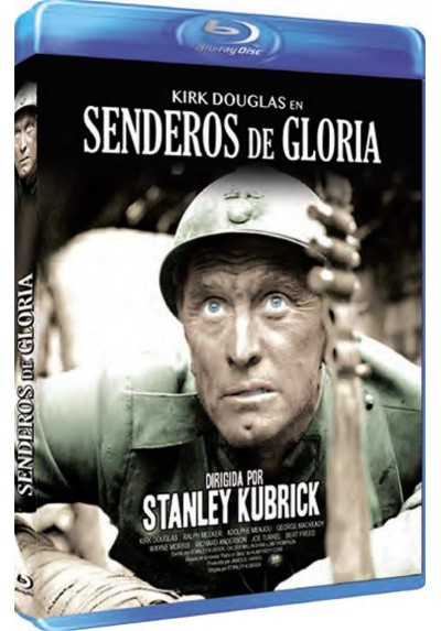 Senderos De Gloria (Blu-Ray) (Paths Of Glory)
