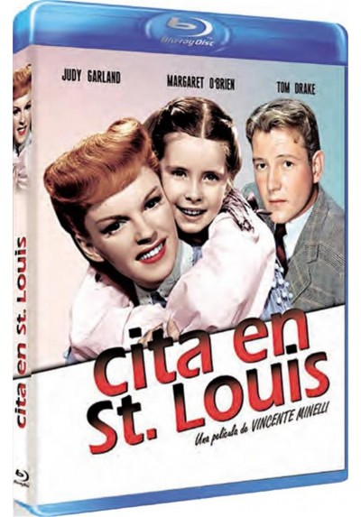 Cita En St. Louis (Blu-Ray) (Meet Me In St. Louis)