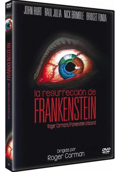 La Resurreccion De Frankenstein (Frankenstein Unbound)