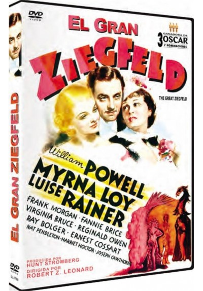 El Gran Ziegfeld (The Great Ziegfeld)
