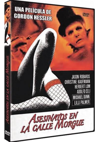 Asesinatos De La Calle Morgue (Murders In The Rue Morgue)
