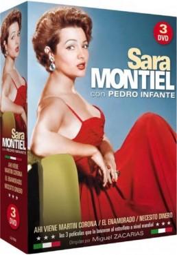 Sara Montiel Con Pedro Infante (Pack)