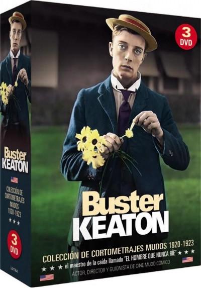 Buster Keaton - Cortometrajes Mudos (Pack)