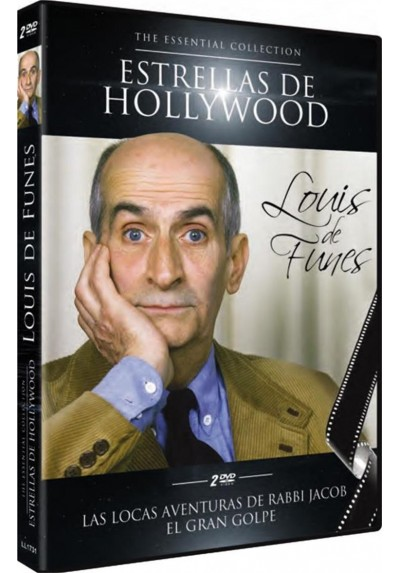 Louis De Funes - Estrellas De Hollywood
