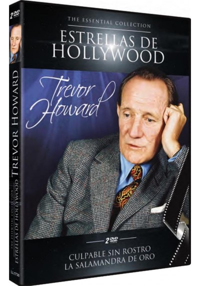 Trevor Howard - Estrellas De Hollywood