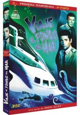 Viaje Al Fondo Del Mar : Primera Temporada - 2ª Parte (Voyage To The Bottom Of The Sea)