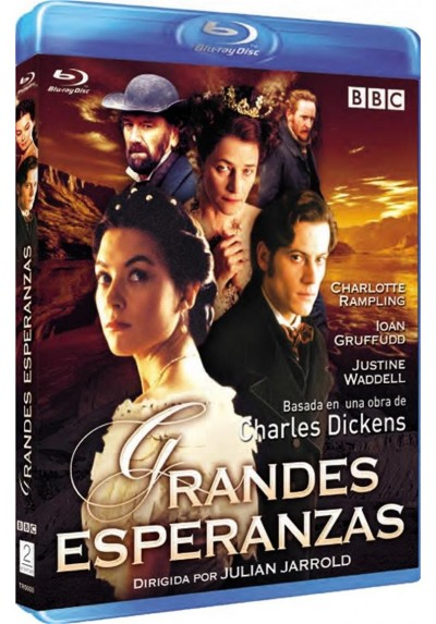 Grandes Esperanzas (1999) (Blu-Ray) (Great Expectations)