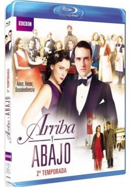 Arriba Y Abajo - 2ª Temporada (La Secuela) (2010) (Blu-ray)